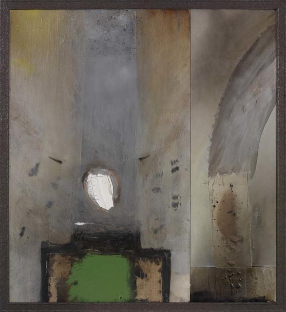 , 'Fire Painting XVIII,' 2017-2018, Osborne Samuel