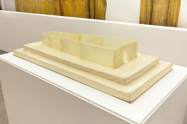 , 'Untitled (Casein glue house),' ca. 1976-1983, Swiss Institute