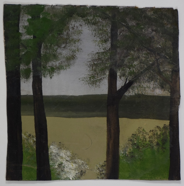 , 'Four Trees,' , Ingleby Gallery