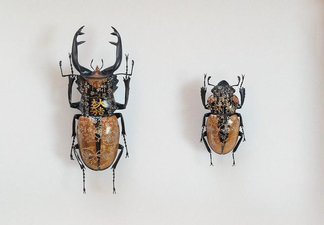 , 'MITATE - Urushi (K0119),' 2019, Aki Gallery