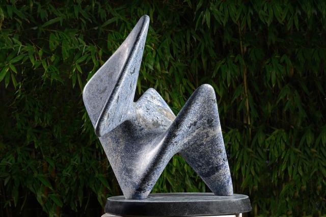 , 'Satori Blu,' , Melissa Morgan Fine Art