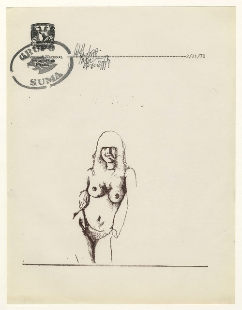 , 'Santiago Rebolledo, Untitled,' 1978, Josée Bienvenu
