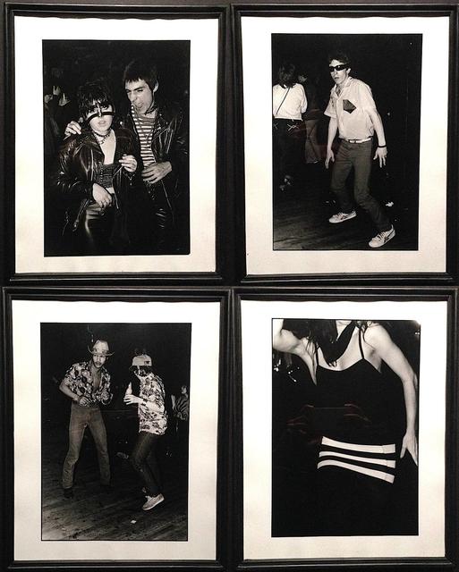 , 'Club Heat, New York City,' 1980, IFAC Arts