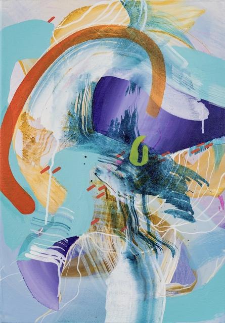 , 'Tranquilizer,' 2018, Mirus Gallery