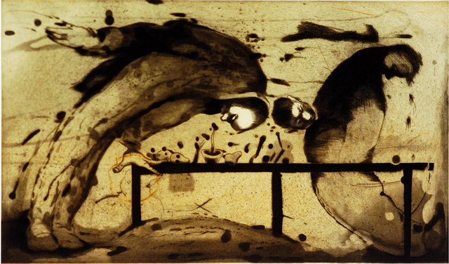 , 'Nature morte,' 1991, Atelier-Galerie A.Piroir