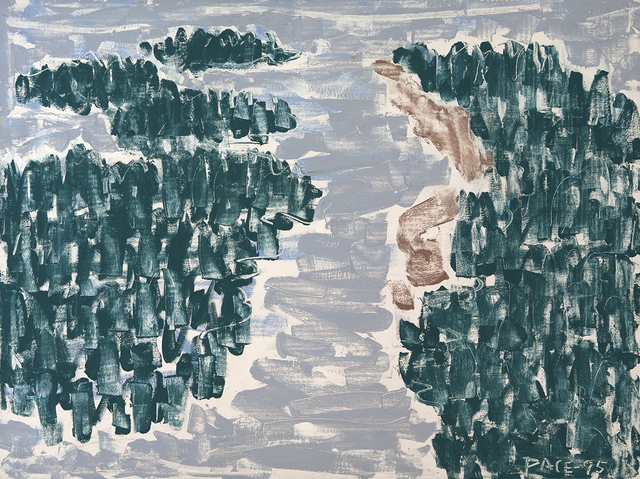 , 'High View Greenhead, #2,' 1995, Dowling Walsh