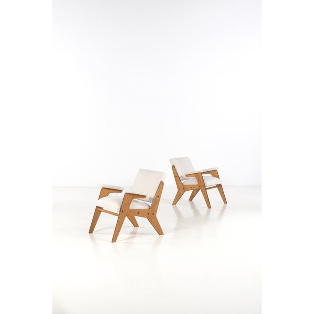 José Zanine Caldas, 'Pair of armchairs', 1950s, PIASA