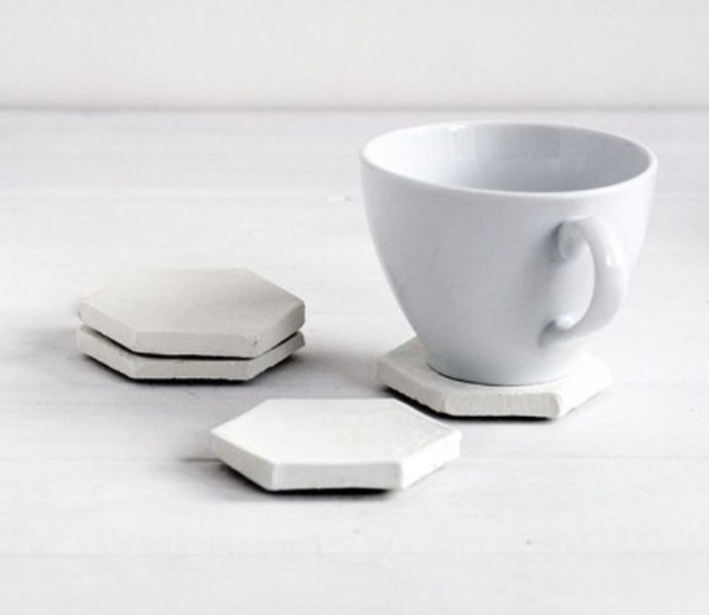 , 'Concrte coasters,' 2015, Anáhuac