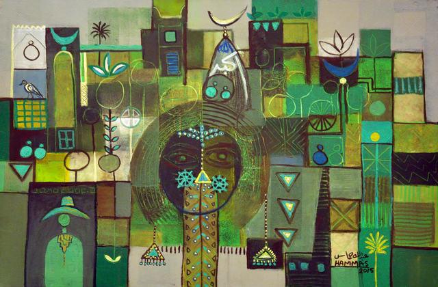 , 'Untitled 31,' 2015, Hafez Gallery