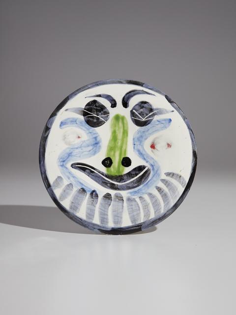 Pablo Picasso, 'Face no. 179 (Visage no. 179)', 1963, Phillips