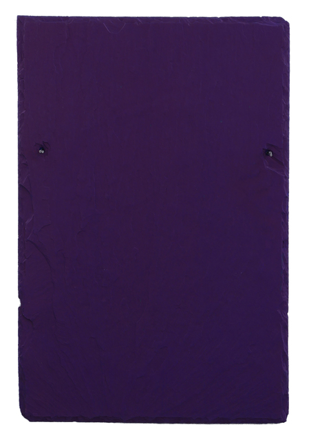 , 'Painted Slate #5,' 1996-1997, Peter Blake Gallery