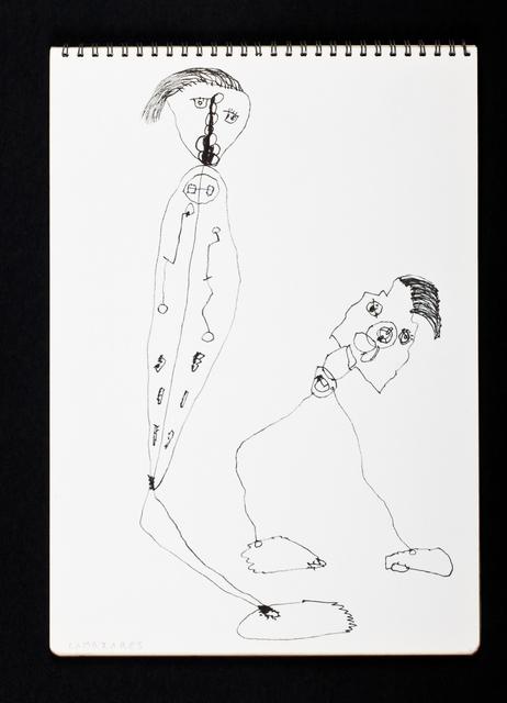 , 'Untitled,' ca. 1980, Rafael Pérez Hernando Arte Contemporáneo