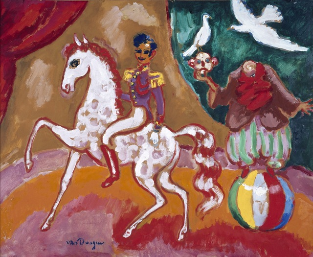 Kees van Dongen, 'The Circus', ARS/Art Resource