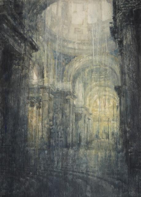 , 'Pantheon, Paris II,' 2017, Eckert Fine Art