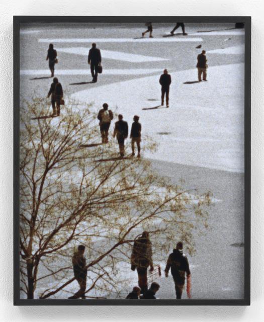 , 'Untitled (Street #13),' 2015, Sies + Höke