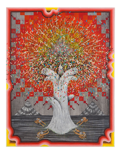 , 'The Shining Tree of the North Woods,' 2016, Joshua Liner Gallery