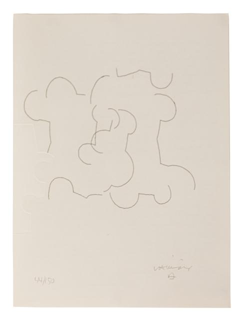 Eduardo Chillida, 'Emile M. Cioran: Ce maudit moi III', 1983, Zeit Contemporary Art