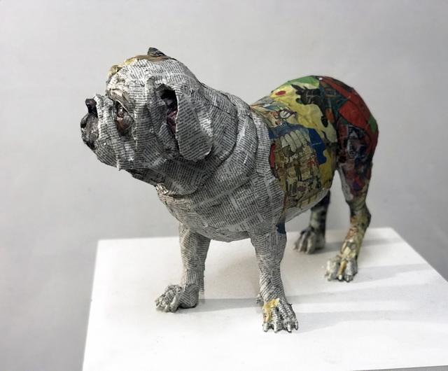 , 'Bulldog,' 2017, Kim Foster Gallery