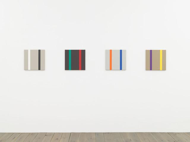, 'Poles, multi panel work,' 2014, Slewe