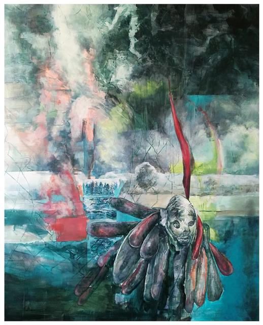 , 'Burden,' 2017, 99 Loop Gallery