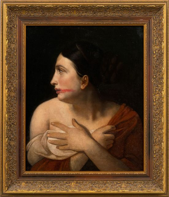 , 'Woman with lipstick,' , 303 Gallery