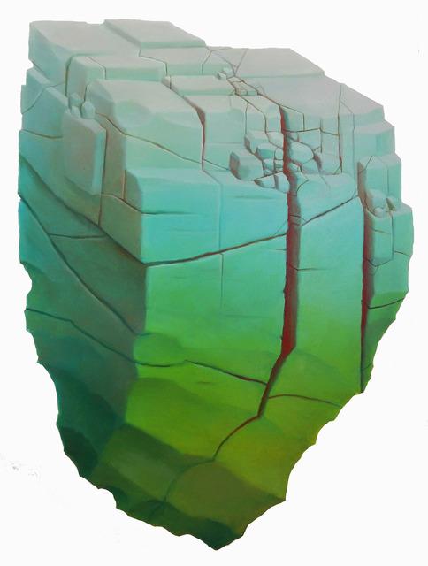 , 'Biolith,' 2018, Goodwin Fine Art
