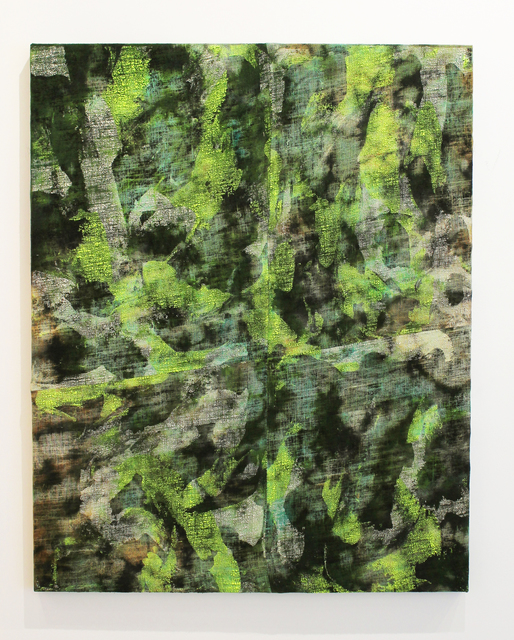 , 'Porosity (Head Stand),' 2015, James Harris Gallery