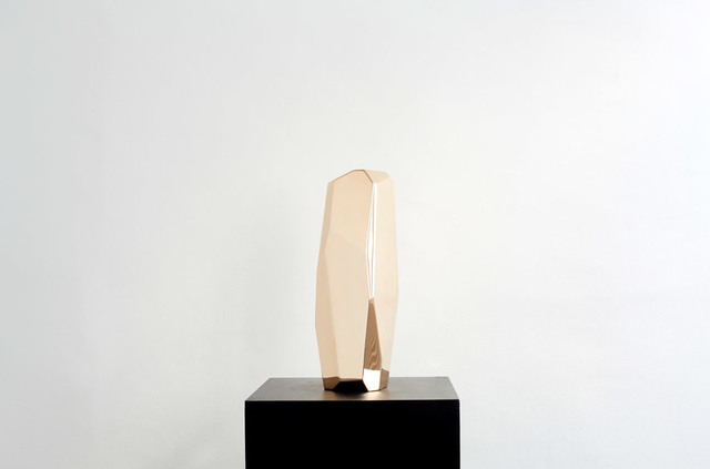 , 'RockStoneBronze 50,' 2014, Louise Alexander Gallery