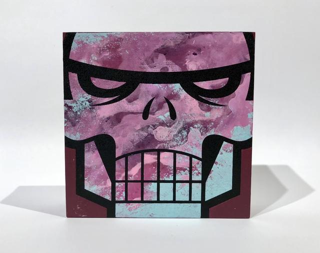 matt siren, 'Transformer Mask #3', 2018, Woodward Gallery