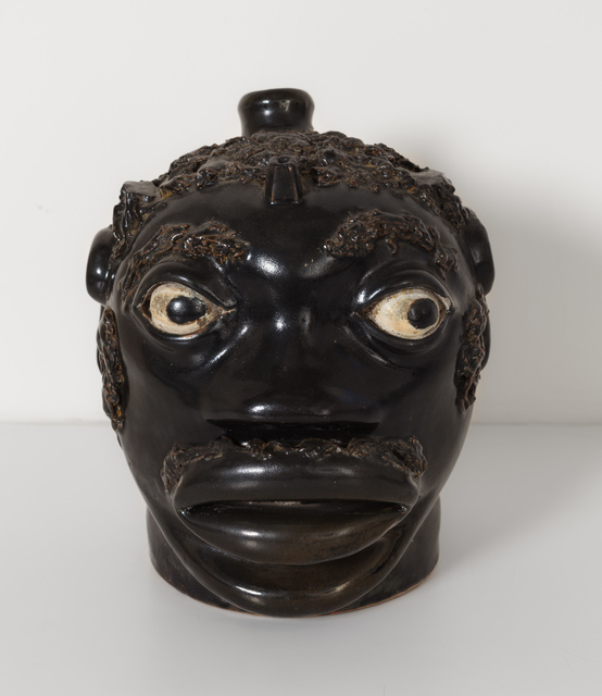 , 'Face Jug,' ca. 19, Ricco/Maresca Gallery