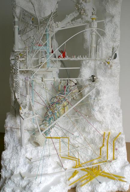 , 'Transformis,' 2013, Mixer