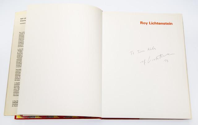 Roy Lichtenstein, 'Roy Lichtenstein: Drawings and Prints', 1973, Books and Portfolios, Hardcover book, Heritage Auctions