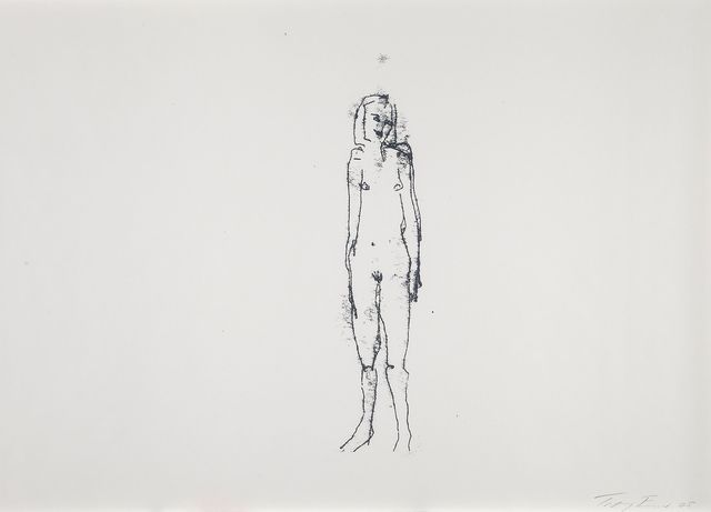 Tracey Emin, 'When I Think About Sex', 2005, Chiswick Auctions