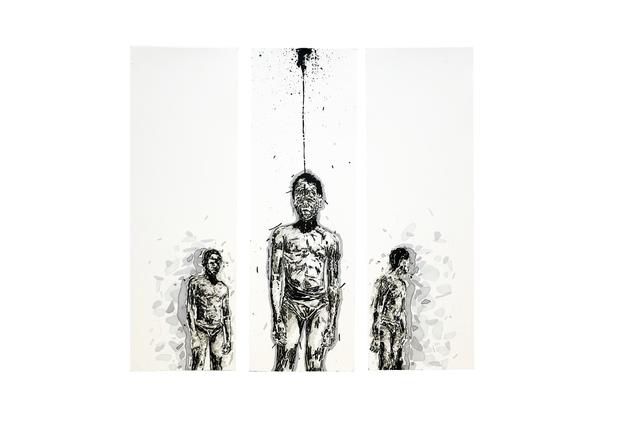 , 'Trinity,' 2017, Elgiz Museum