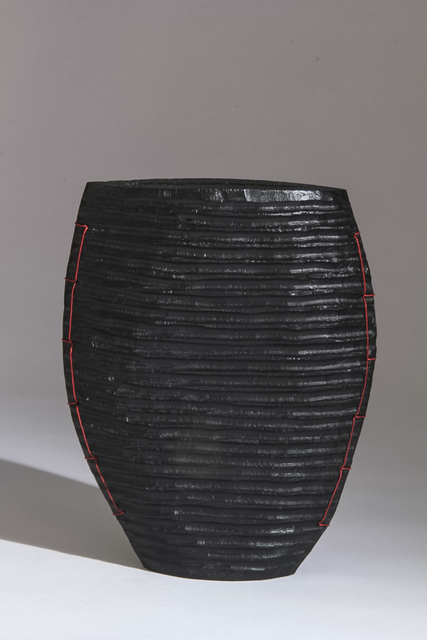 , 'GROOVED CUP,' , Traver Gallery
