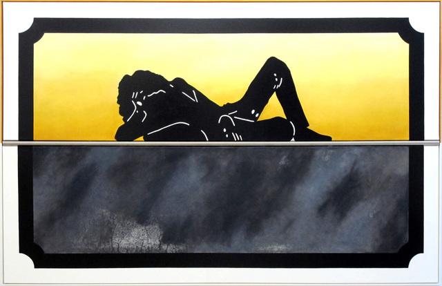 , 'Vista Vertical K,' 2013, CURRO