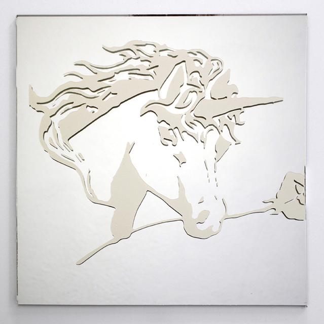 , 'Unicorn,' 2015, Corey Oberlander + Lindsey Stapleton