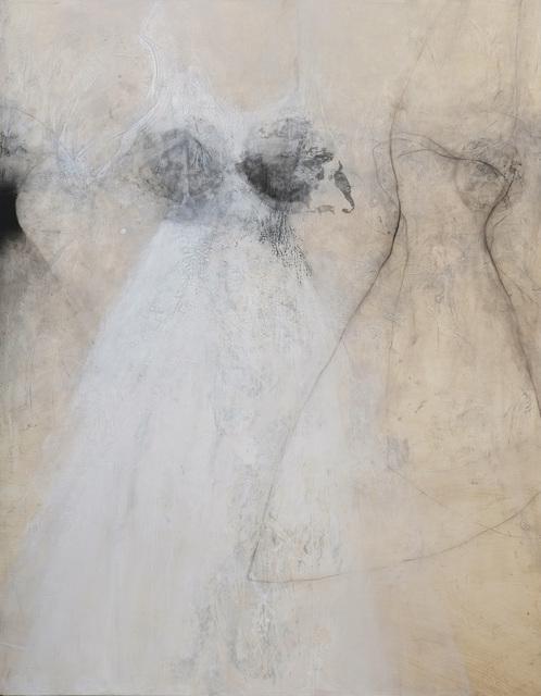 , 'Robe Blanche,' 2017, BOCCARA ART