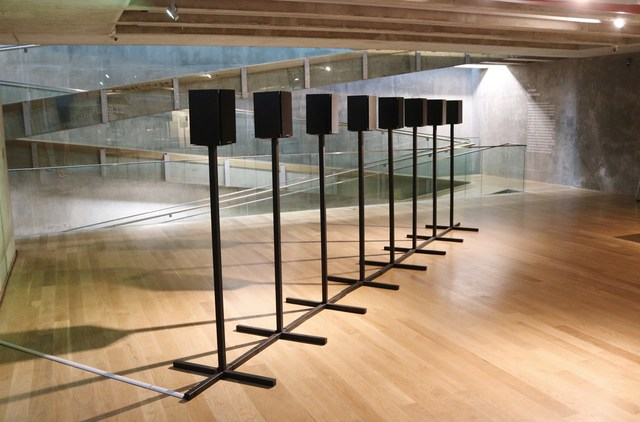 , 'A Cube, a Sphere and a Pyramid,' 2011, Museo de Arte Contemporáneo de Buenos Aires
