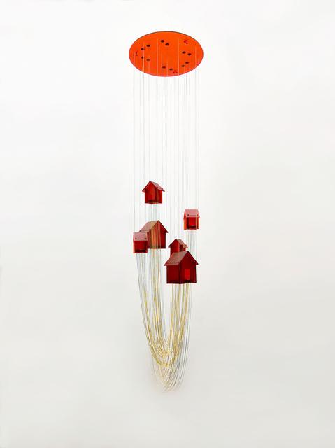 , 'Pendant Floating Community V,' 2020, Danysz Gallery