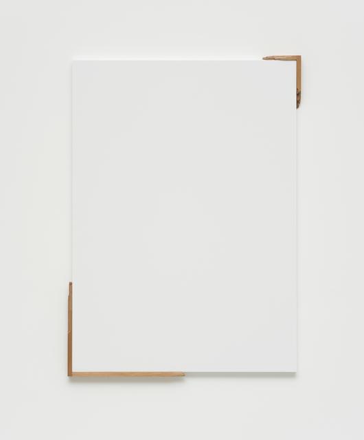 , 'Relevo n. 6,' 2017, Casa Triângulo