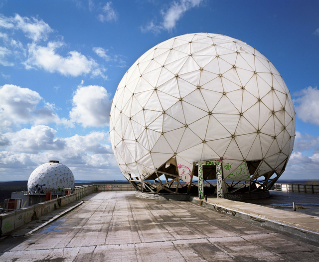 , 'US spy station, Berlin.,' 2008, Anastasia Photo