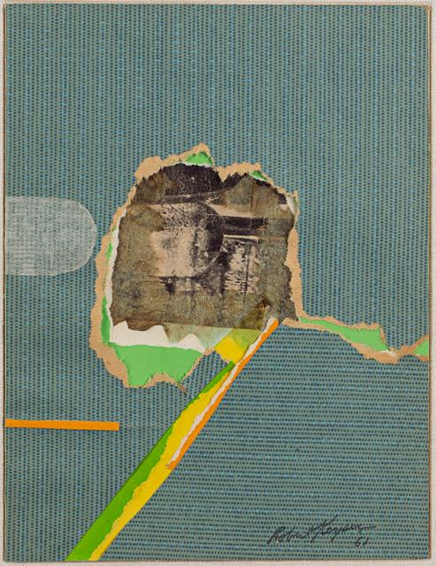 , 'Creek Road Farewell,' 1961, Rosenberg & Co.