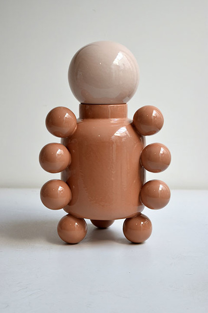 , 'Ceramic Urn #2,' 2016, ADN Galería