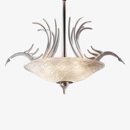 Birds in Flight chandelier from the Waterford series, Ireland