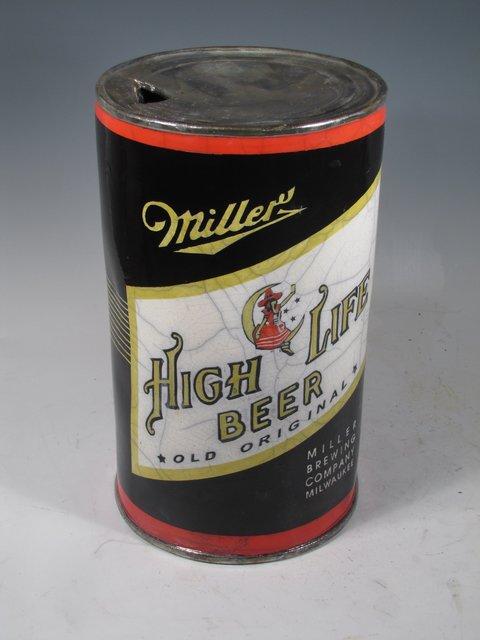 ", '""Miller High Life Beer Can"",' 2016, Bonner David Galleries"