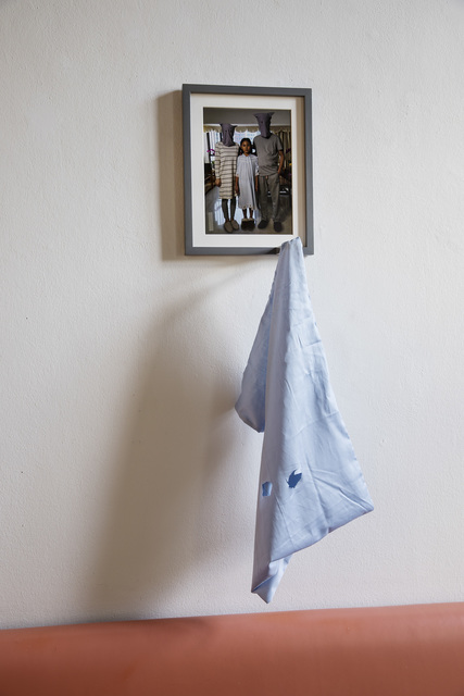 Omer Fast, 'The invisible Hand', 2019, Photography, Photography, Pillow Case, Ed 25 + 2 AP, and the editions
