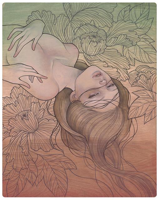 , 'Migawari,' 2012, Jonathan LeVine Projects