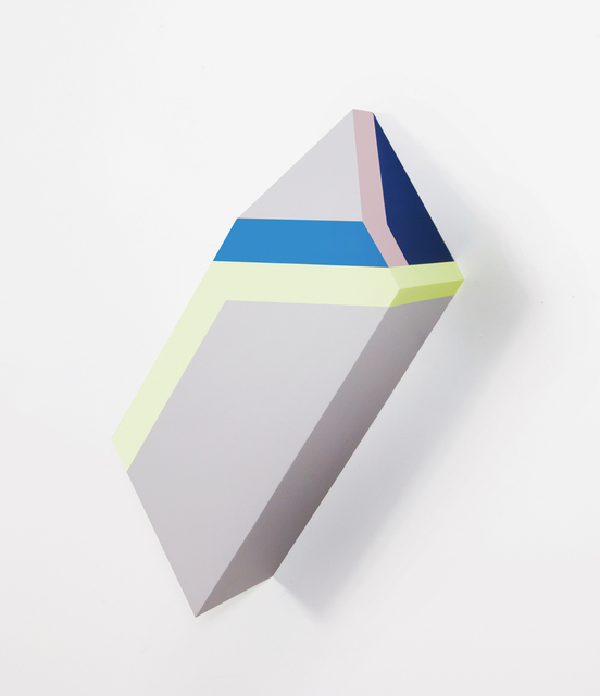 , 'Polygon in Space #31,' 2015, CES Gallery