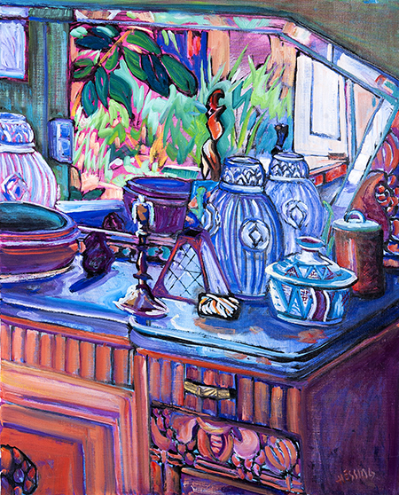 , 'Deco Jars,' , Pucker Gallery